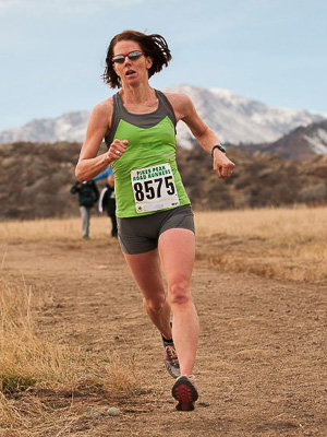 Connilee Walter - Fall Series III - 2012 in Ute Valley Park - almost done!
