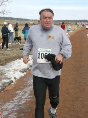 Ken Holmes - It's Tough Running As You Get Older But It's Better Than Doing Nothing!