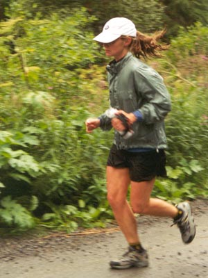 Kristin Zosel - lovin' life in ak--resurrection pass 50miler