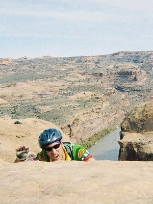 Michael Shafai - Slickrock Trail - Moab, Utah