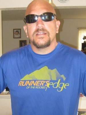 Bret Stevens - Runner's Edge of the Rockies' Bouncer