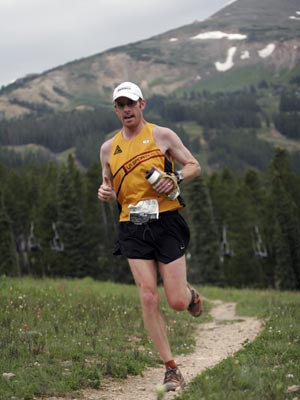 Derek Griffiths - Summit Trail Running Series, Peak 8