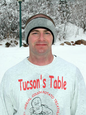 Jordan Israel - Just finished RRR/Williams in a foot of fresh powder!! What an awesome run!! March 2, 2003