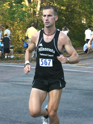 Matt Cavanaugh - Fall 07 Marathon.