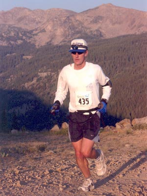 Stephen Mitchell - Leadville Trail 100-Mile Run @ Sugarloaf Pass - 17AUG02